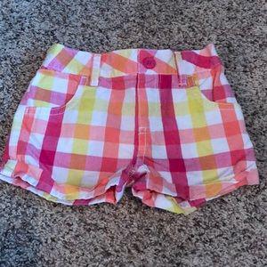 ‼️EUC checkered shorts‼️